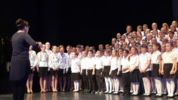 Négyszáz diák lépett fel a Liszt tanévzáró hangversenyén 2