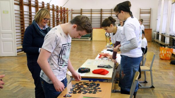 A Liszt Ferenc Általános iskolában is bemutatkoztak a térség középiskolái
