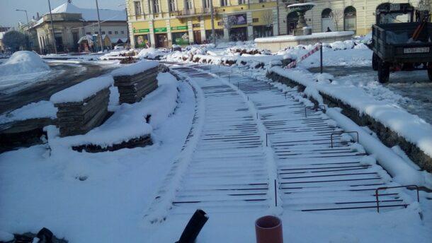 Eddig jutott a tramtrain és a tavas park építése 1