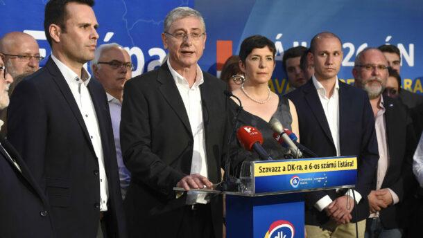 Alapjogokért Központ: Van egy összeomló ellenzék, s annak romjain mászik fel Gyurcsány Ferenc