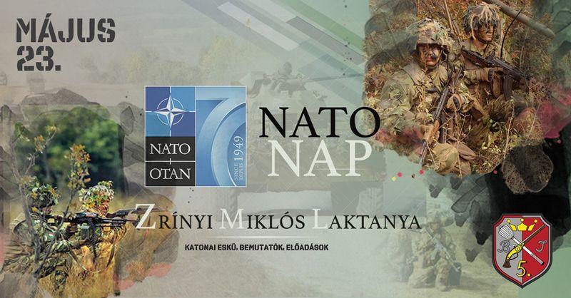 NATO-nap és katonai eskü Hódmezővásárhelyen