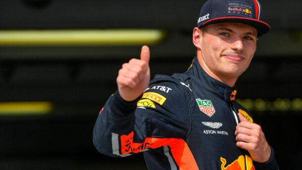 Verstappen pályafutása első pole pozícióját szerezte meg a Magyar Nagydíjon