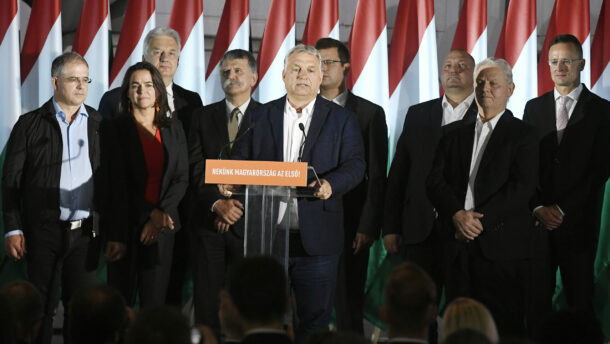 Orbán: továbbra is a Fidesz-KDNP a legerősebb Magyarországon