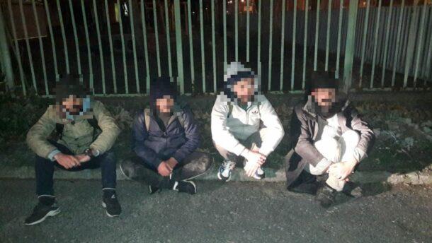 Huszonegy migránst fogtak a megyében