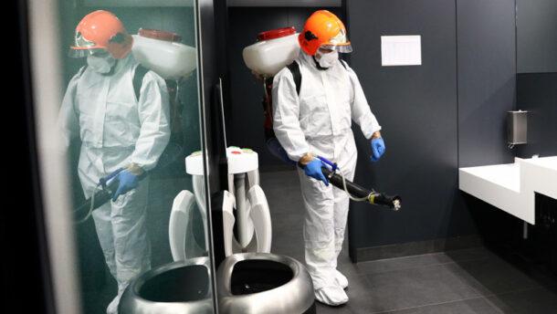 Így védekeznek a koronavírus ellen a Liszt Ferenc-repülőtéren 3