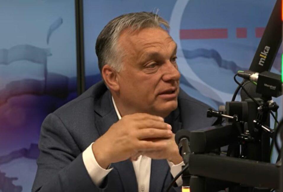 Orbán Viktor: Isten éltesse az édesanyákat!