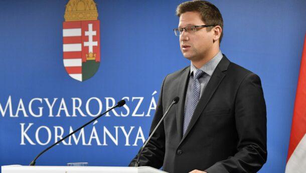 Gulyás: 10 ezer milliárd forint áll rendelkezésre a védekezésre 1