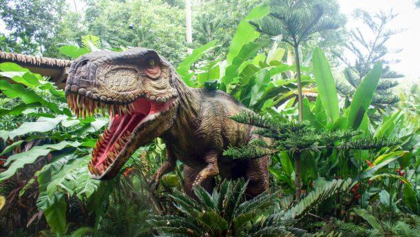Még a mi életünkben ellátogathatunk egy Jurassic Parkba?