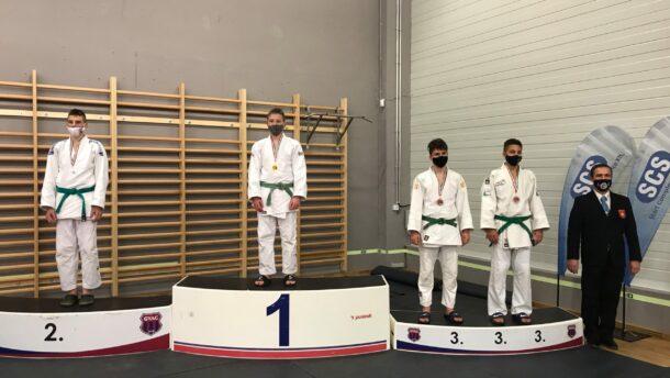 Bajnoki címmel gazdagodott a vásárhelyi judo csapat