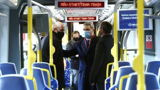 Lázár János: a vásárhelyieknek a tram-train az évszázad üzlete! 20