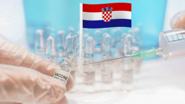 Horvátországban megkezdődött a 65 évesnél idősebb és krónikus betegek tömeges beoltása