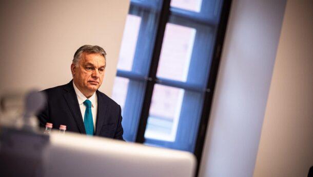 Orbán Viktor: a koronavírus-járvány a világgazdaság és a globális politika új korszakát indította el
