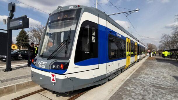 Befutott Vásárhelyre a tram-train! 3