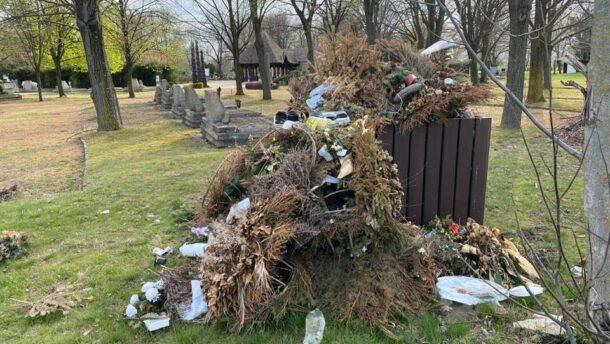 Így néz ki a vásárhelyi önkormányzati temető