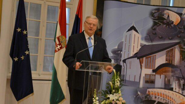 Buzás Péter: örülök, hogy Makón ma elismerik a korábbi városvezetés érdemeit