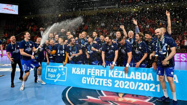 A Szeged Veszprémben is győzött, megnyerte a bajnokságot!