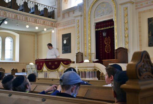 Hetvenhét éve indult meg a vásárhelyi zsidóság haláltáborokba hurcolása 1