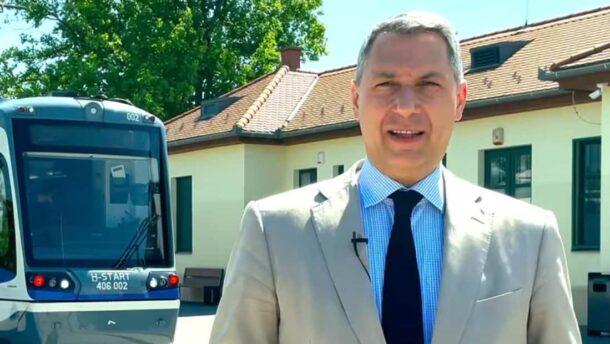 Konzultációt indít Lázár János a tram-trainről