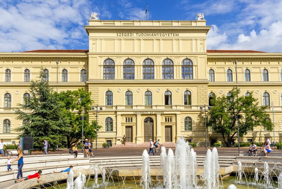 Továbbra is a Szegedi Tudományegyetem a legjobb magyar egyetem