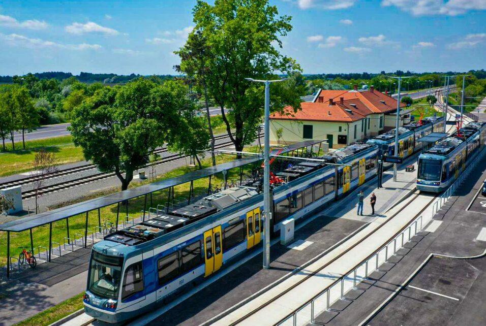 Tram-train vonal kötheti össze 2024-re Szabadkát Vásárhellyel
